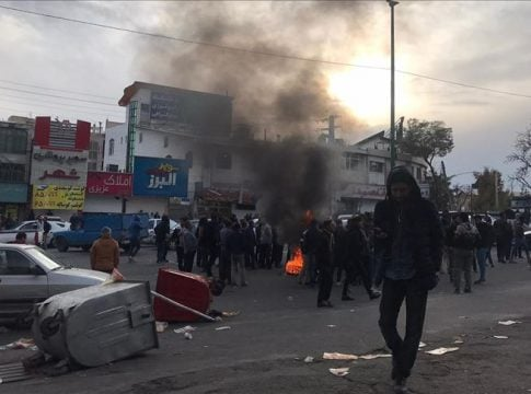 UN report: 208 killed, 7,000 arrested since protests broke out in Iran