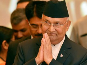Prime Minister of Nepal accuses India of spreading the Coronavirus